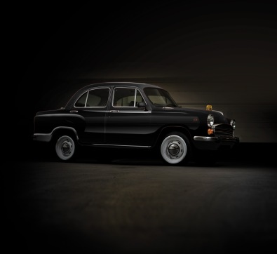Ambassador Car _black copy